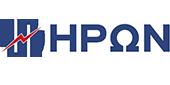 ΗΡΩΝ - logo