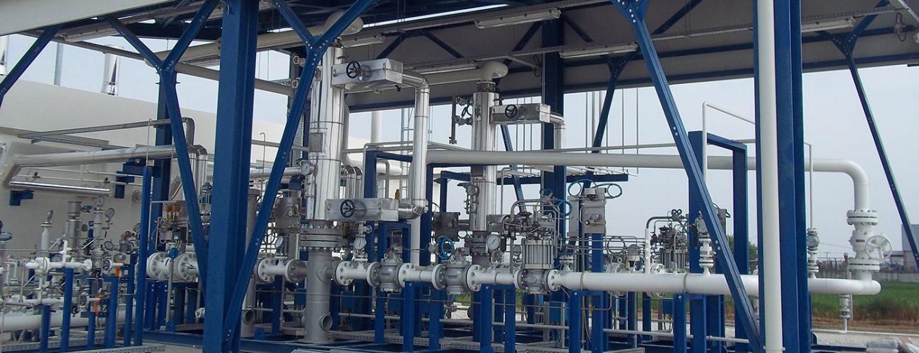 Μετρητικοί Σταθμοί Φυσικού Αερίου