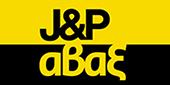 J&P ΑΒΑΞ - logo